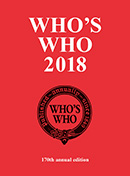 Who's Who 2017